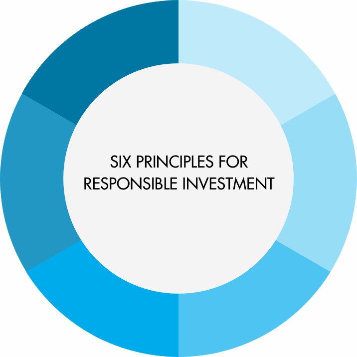 Six Principles for Responsible Investment