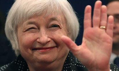 JANET YELLEN IS YOUR FRIEND