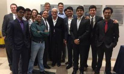 THE FUTURE OF THE INVESTMENT MANAGEMENT INDUSTRY AT THE UCLA ANDERSON SCHOOL OF MANAGEMENT