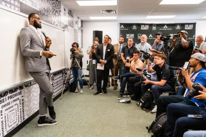 IT'S A BIG DEAL THAT LEBRON JAMES DECIDED TO FUND A PUBLIC SCHOOL #EDUCATION #LEBRON