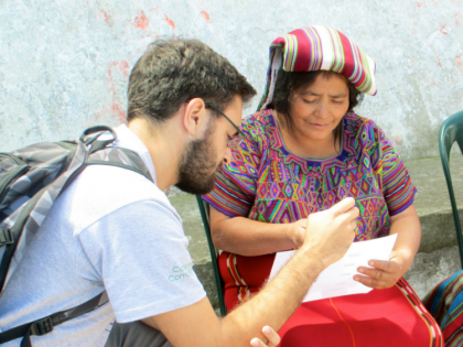 PODCAST: TEACHING STUDENTS TO CREATE DEVELOPMENT SOLUTIONS IN CENTRAL AMERICA