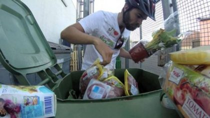 GIVING FOOD WASTE TO THE HUNGRY