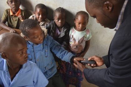 FIGHTING POVERTY WITH FINGERPRINT TECHNOLOGY (PODCAST)