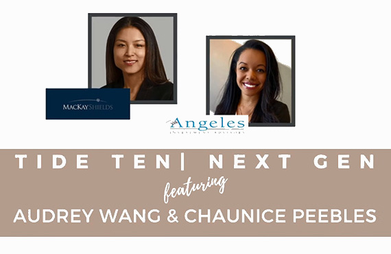 TIDE TEN | NEXT GEN FEATURING CHAUNICE PEEBLES OF ANGELES INVESTMENTS