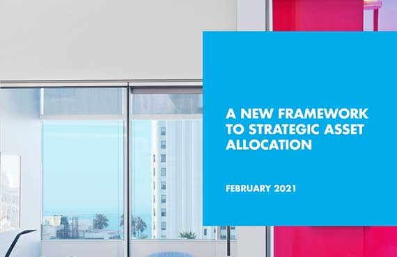 A NEW FRAMEWORK TO STRATEGIC ASSET ALLOCATION